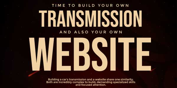 Time-To-Build-Your-Own-Transmission-And-Also-Your-Own-Website-INFOGRAPHICS